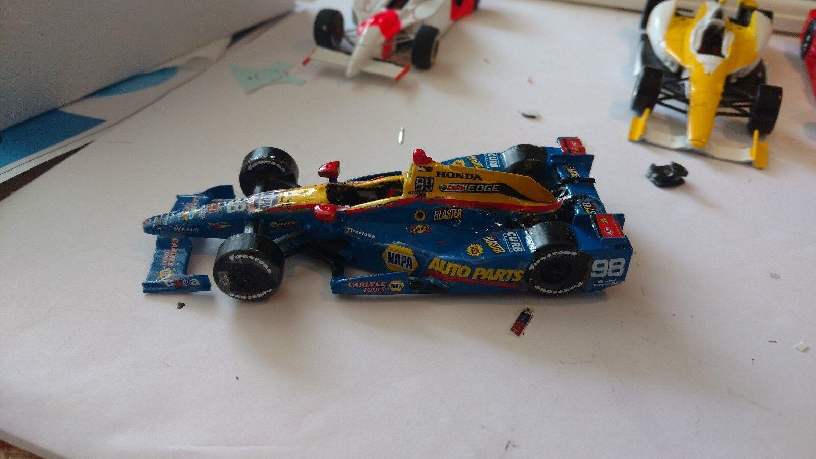 1 43 Alexander Rossi 2016 Indy 500 Winner  98 NAPA Honda