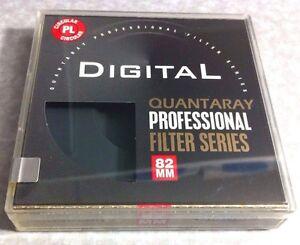 Digital Professional Series 82mm CIRCULAR POLARIZER FILTER Pro CPL 82 mm PL-CIR