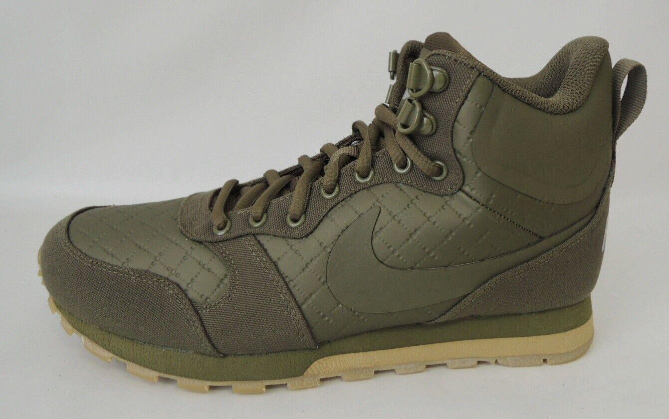 NEU Nike WMNS MD Runner 2 Mid Premium Gr. 41 Turnschuhe Stiefel Schuhe 845059-300 TOP