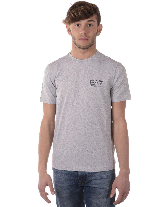 Emporio Armani EA7 T hemd schweißhemd Man grau 3ZPT52PJ03Z 3904 Sz. L PUT OFFER