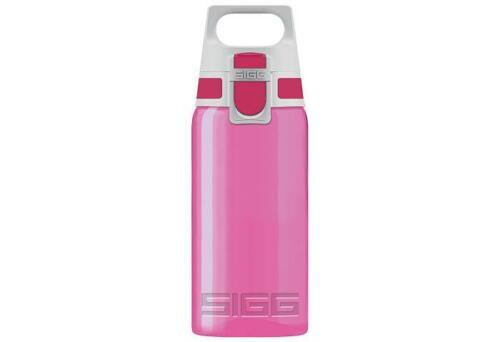 Sigg botella viva one 0,5l Berry botella de agua botella BPA libre de bebidas