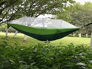 Portable Tent Camping Hammock Mosquito Net Cover Yard Outdoor Beach Windproof