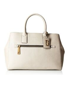 12667879500ac Image is loading Marc-Jacobs-Gotham-North-South-Pebble-Leather-Shoulder-