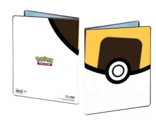 Pokemon UltraPRO Sammelalbum Ultra Ball 9-Pocket Portfolio