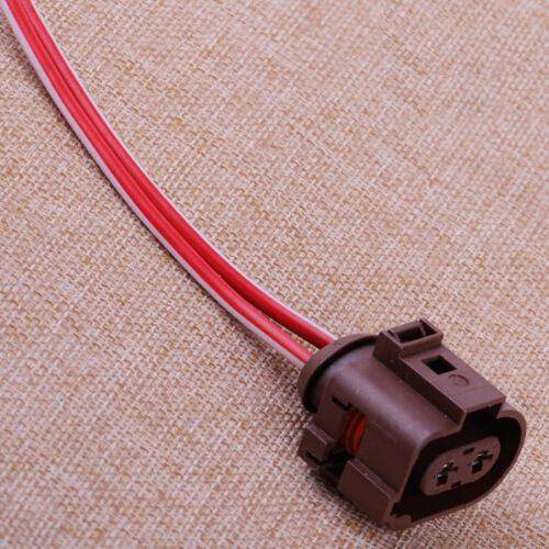 Rear Handbrake Servo Parking brake Connector Plug 2-pin fit Audi Q3 VW Passat CC