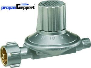 Gasregler-25-50-mbar-verstellbarer-von-GOK-Gas-Druckminderer-Niederdruckregler
