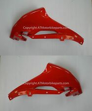 Honda CBR125R CBR250R Front Left and Right Headlight Fairing RED 2011 - 2017