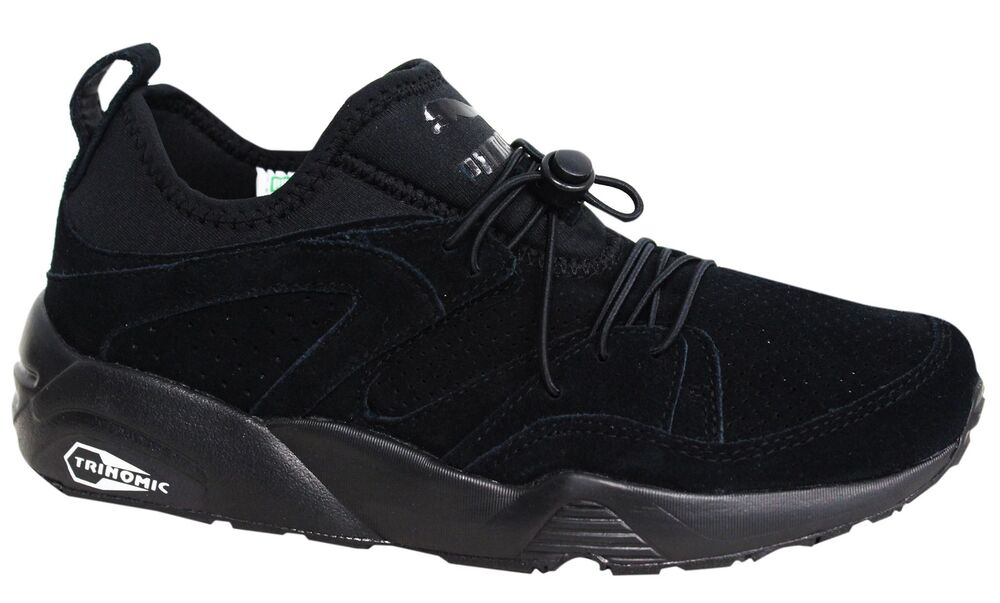 Puma Trinomic Blaze Of Glory Soft Homme Noir Baskets 360101 06 M15-