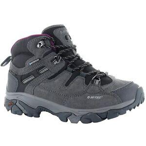 Ravus Char Hi Wp Boots tec grey Walking Adventure Hiking Mid Ladies Waterproof EAqOE