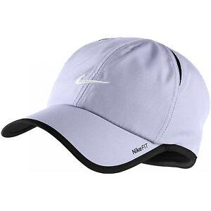 new nike feather light cap hat dri fit running tennis 595510 531. Black Bedroom Furniture Sets. Home Design Ideas
