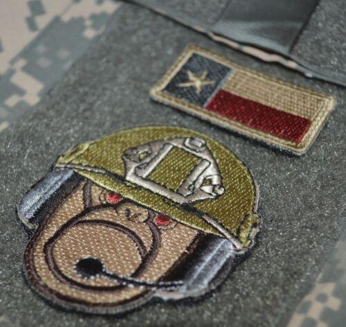 KANDAHAR POLO CLUB AFSOC TACP COMBAT CONTROL 2-TAB Firing Selector US Flag
