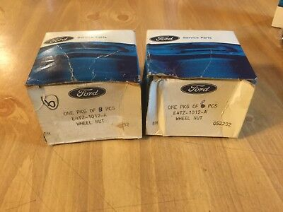 Genuine Ford E4TZ-1012-A Wheel Nut
