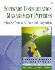 Software Configuration Management Patterns: Effective Teamwork, Practical Integr