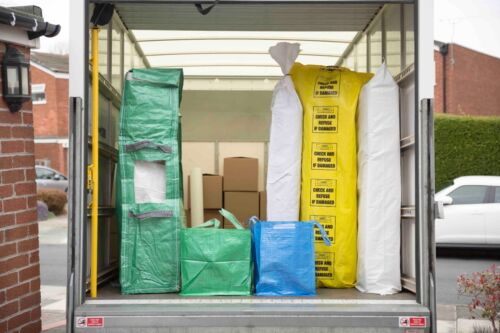 FOUR SIZES AVAILABLE Protective Rug /& Carpet Bag for Removals /& Storage