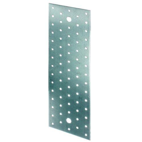 1x Lochplatten Holzverbinder Lochbleche Nagelplatten von 200x60x2 bis 300x100x2