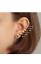 14K Or Jaune Boule Goujon réplique Boucles d/'oreilles 2mm-12mm Top Qualité Vacances Cadeau