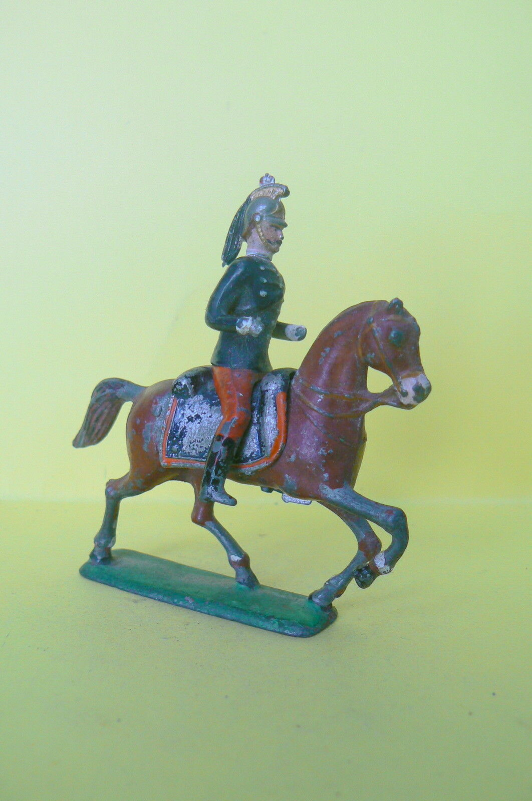 CBG MIGNOT OLD   TERRACE GREEN   OFFICIER OF DRAGON A HORSE