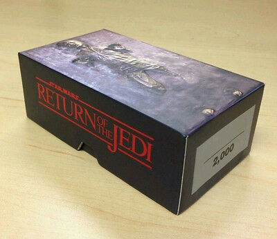 2014 Topps Star Wars Return Jedi 3D Widevision online exclusive 44-card base set