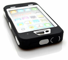New Heavy Duty Defender Shock Proof Builders Workman Case Cover for iPhone 4 4S