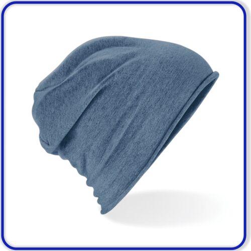 NUOVO Buona Qualità Da Uomo Donna ALLA MODA Jersey Slouch Beanie Cappello in Stile Casual