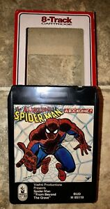 8-TRACK-TAPE-THE-AMAZING-SPIDER-MAN-A-ROCKOMIC-FROM-BEYOND-THE-GRAVE-BUDDAH-1972