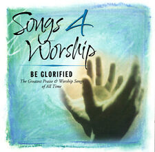 Songs 4 Worship: Be Glorified by Various Artists (CD, Jun-2001, 2 Discs, Time/Life Music)