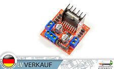 2 Kanal 2Ampere DC Stepper Motor-Treiber Board L298N für Arduino Raspberry Pi