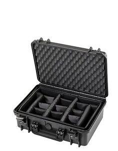Fotokoffer-Kamerakoffer-Fachteilung-Outdoor-Case-465x365x175-wasserdicht-Top
