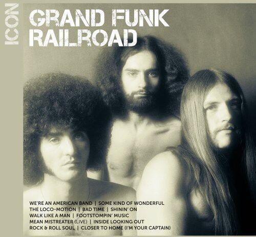 1 of 1 - Grand Funk Railroad - Icon [New CD]