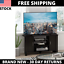 furinno econ tv stand entertainment center, espresso manufactured from wood