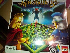 LEGO MINOTAURUS 3841 jeu de societe neuf sous scelle+KDO FDP