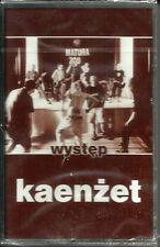 KAENZET -WYSTEP (KAZIK NA ZYWO)  MC Folia