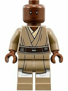 Lego Star Wars Mace Windu Minfigure de 75199