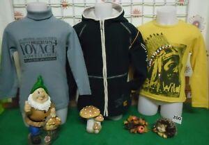 2e9fb424e7736 vêtements occasion garçon 5 ans,veste polaire,sweat,sous-pull ...