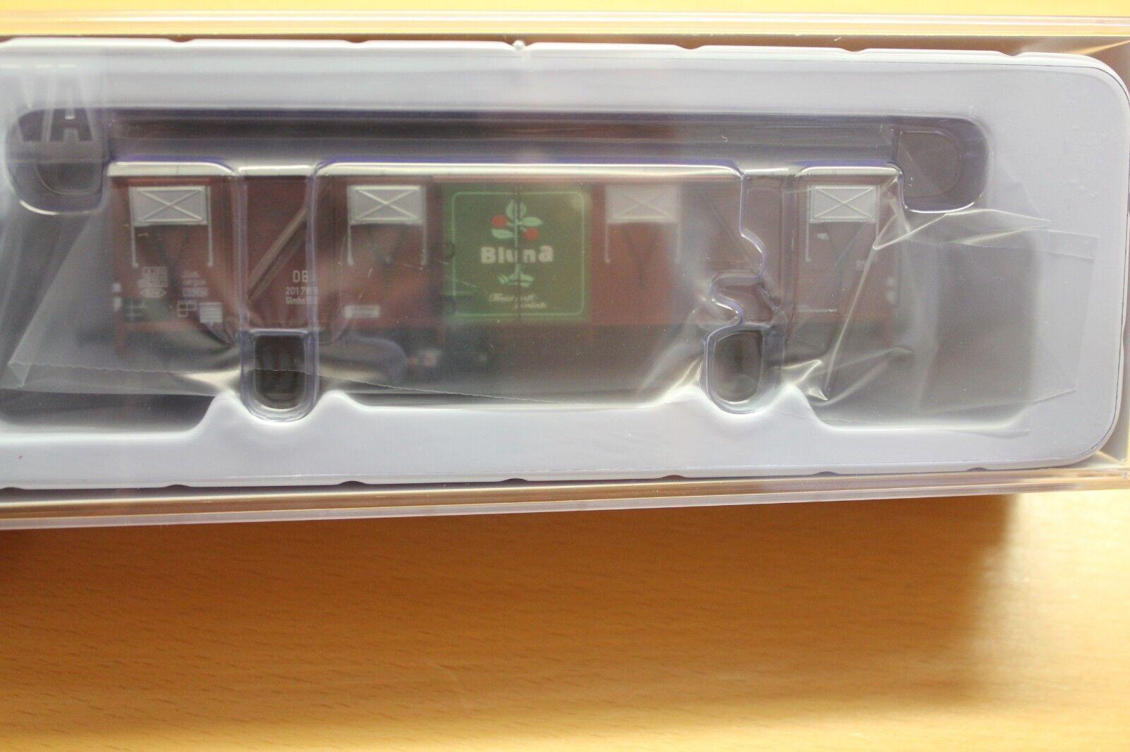Brawa H0 Güterwagen  Glmhs 50 DB III Blauna    - 47273 -  Neu  OVP    Billiger als der Preis