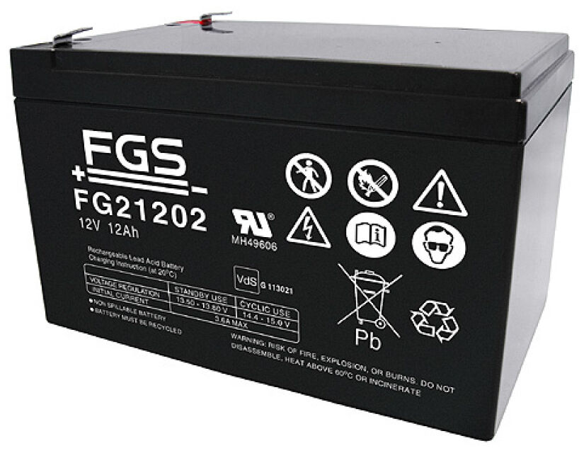 Fiamm   FGS FG21202 12V 12Ah Faston 6,3mm LC-RA1212PG1 LC-RA1212PG1 LC-RA1212PG1 Genesis NP12-12 RE12-12FR   Niedriger Preis und gute Qualität  3c2e08