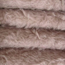 "1//6 yd 325S//C Buttercup Dark Back INTERCAL 5//8/"" Semi-Sparse Curly German Mohair"