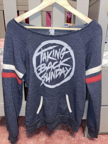 Taking Back Sunday Sweatshirt- Size Medium