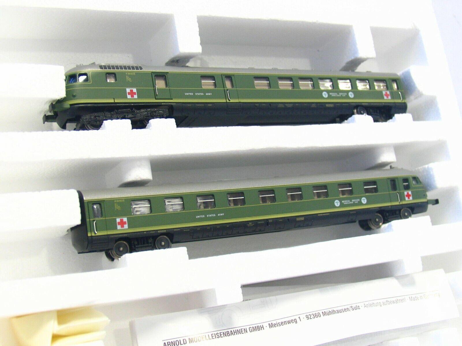 Arnold N 2954 2teiliger Dieseltriebwagen VT 08.5 USTC OVP (RB6567)