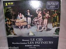Massenet Le Cid  Meyerbeer Lambert Les Patineurs B 19025