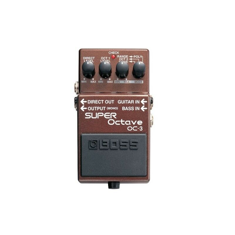 OC-3 - PEDALE GUITARE OCTAVER BOSS