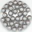 12mm-Glass-Faux-Pearls-pack-of-30-round-pearl-beads-choice-of-100-colours thumbnail 47