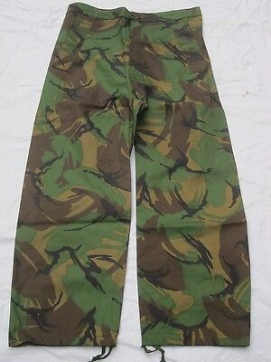 Moderate Price Candid Trousers Mans Waterproof,pvc,dpm Moisture-protection Pants,size 70/80 Small#w64 Other Militaria
