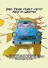 Der Trabi Faher Jetzt Auch Im Westen by Books on Demand (Paperback / softback, 2013)