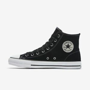 4b4c063fb999c4 Converse Chuck Taylor All Star Pro Core Suede High Top 159573C Black ...