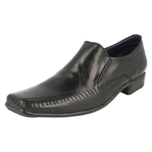 SéRieux Hommes Psl Chaussures Habillées à Enfiler Avec Grands Couture Détail ImperméAble à L'Eau, RéSistant Aux Chocs Et AntimagnéTique