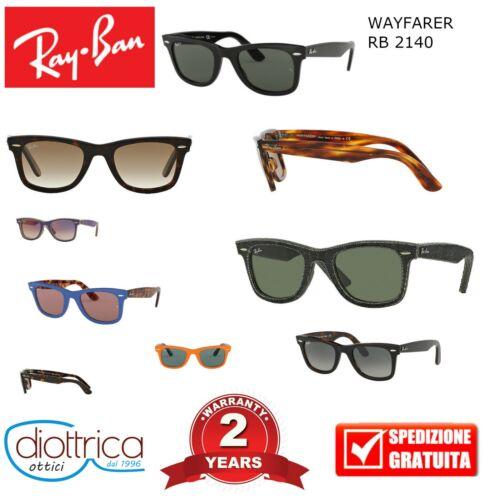 Rb Wayfarer Uomo Rayban Ray Polarizzati ban Sole 2140 Occhiali Donna Occhiale Da LMqGUzpSV