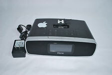 iHome Model iP90 Clock Alarm Stereo Audio Dock for iPhone/iPod