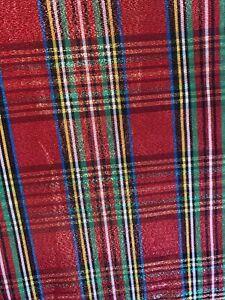 Christmas-table-cloth-St-Nicholas-Square-Plaid-Christmas-Holiday-Shiny-Oblong