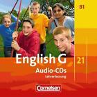 English G 21. B1: 5. Schuljahr. Vollfassung. 3 CDs von Hellmut Schwarz (2006)